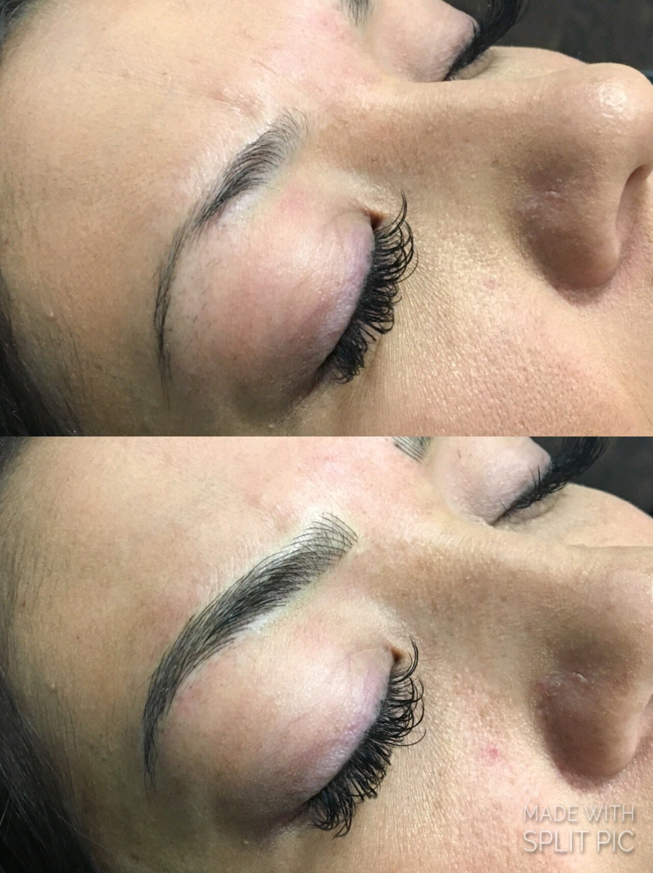 Before & After 03 - DFW Microblading of Murrieta and Temecula