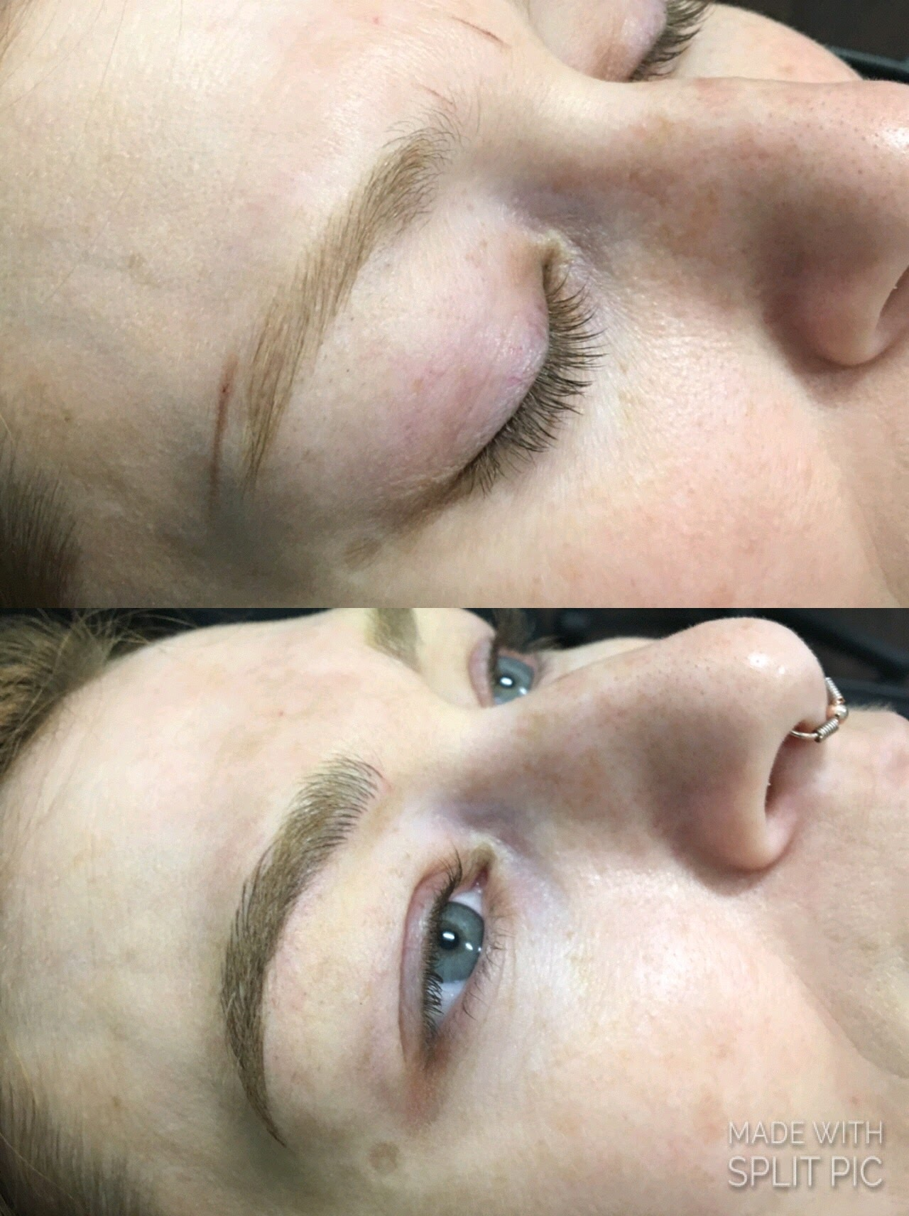 Before & After 04 - DFW Microblading of Murrieta and Temecula
