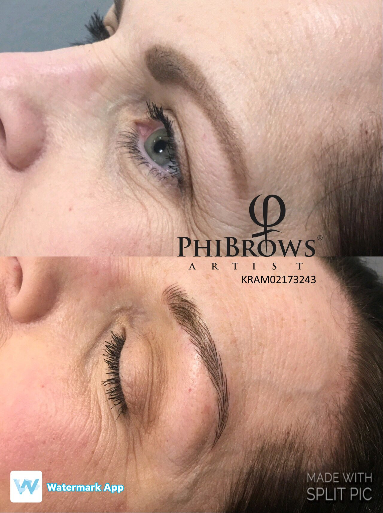 Before & After 09 - DFW Microblading of Murrieta and Temecula