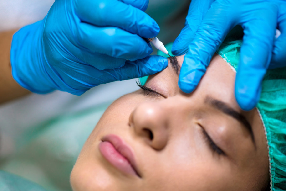 Microblading in Temecula